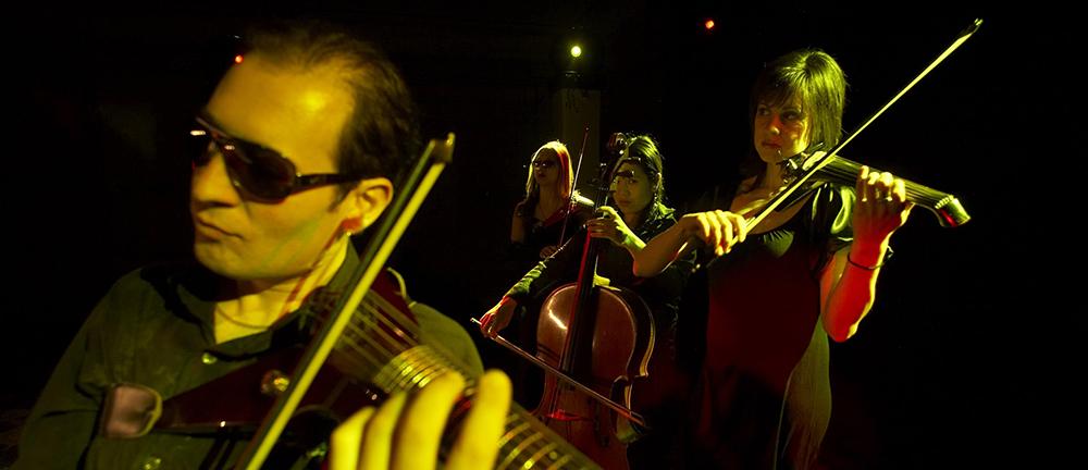 Neue Stringz Quartet