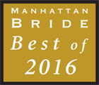 "CRAIG SCOTT ENTERTAINMENT AWARDED MANHATTAN BRIDE'S ""BEST OF"" HONOR FOR FIFTH STRAIGHT YEAR"